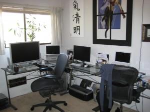 Devon\'s Home Office