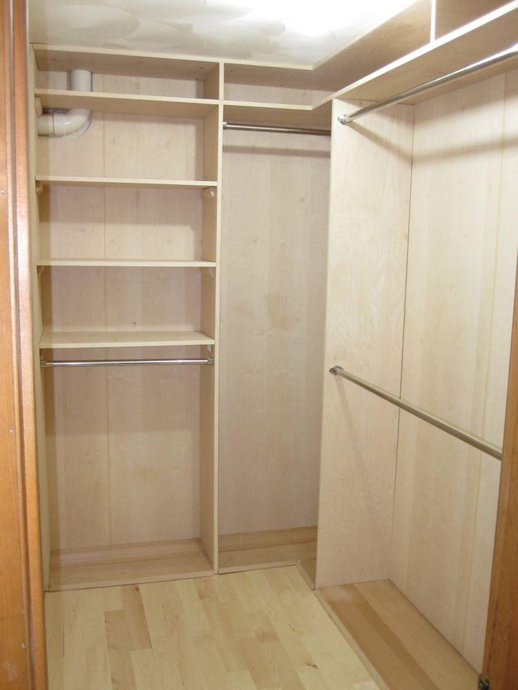 The Closet I Built!
