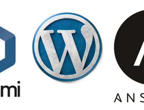 AWS, WordPress, Bitnami, and Ansible – A Journey